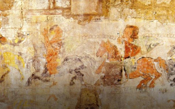Ciclo dei Cavalieri, Sala del Consiglio, Broletto di Brescia